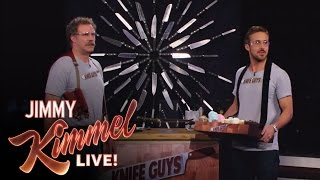 "getlinkyoutube.com-""Knife Guys"" Will Ferrell and Ryan Gosling"