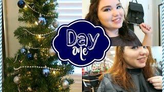 getlinkyoutube.com-Decorating for Christmas + New Hair   VLOGMAS