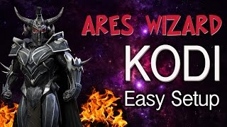 getlinkyoutube.com-KODI 16 ARES WIZARD - Easy Setup Tutorial 2016. How to Install Best Builds, Addons, Sources, Repos