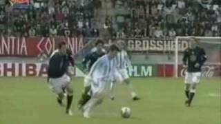 Lionel Messi Mundial Sub-20
