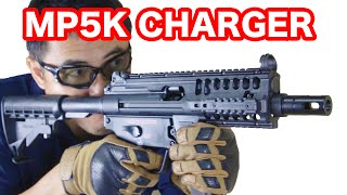 getlinkyoutube.com-マルゼン MP5 クルツ チャージャー ブローバック マック堺のレビュー#323