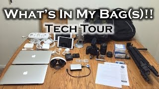 What's In My Bag 2014!