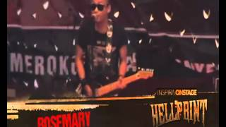 getlinkyoutube.com-Rosemary - Live at Hellprint United Day III