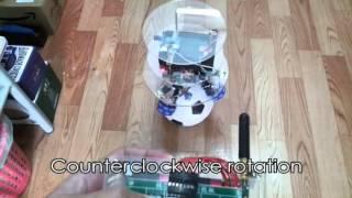getlinkyoutube.com-Ball Balancing Robot