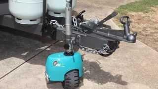 Optitec Remote Control Jockey Wheel
