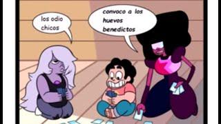 getlinkyoutube.com-Comics de Steven Universe Parte 19
