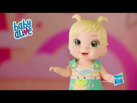 Baby Alive Gotta Bounce Doll - Blonde Hair