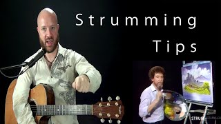 getlinkyoutube.com-Tips for improving your strumming sound.  Fix a bad sounding strum.