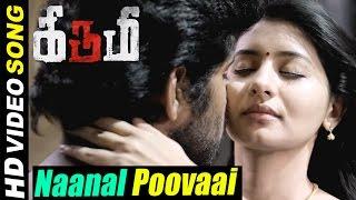 Kirumi Tamil Movie | Scenes | Naanal Poovai Video Song | Kathir | Reshmi Menon | Yogi babu | K