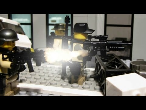 Lego Call Of Duty & Black Ops & Modern Warfare Gamep
