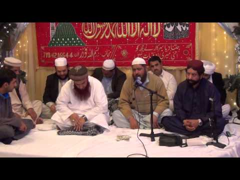 HAFIZ ABDUL QADEER *MEHFIL E PAAK AT GOURMET RESTAURANT BROOKLYN NEW YORK 5/13/14