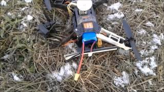 getlinkyoutube.com-Eachine Racer 250 crash and rebuild (prop fail)