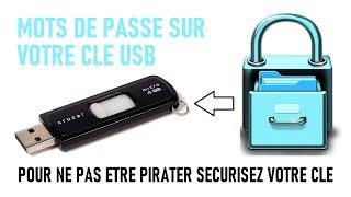 getlinkyoutube.com-Comment mettre un mots de passe dans une clé USB et crypter les données
