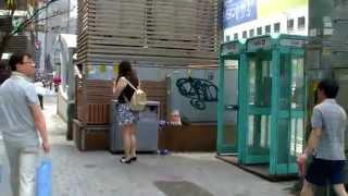 getlinkyoutube.com-首爾自由行 - 明洞世宗酒店6001、6015機場巴士上下車站步行往戴斯酒店Days Hotel