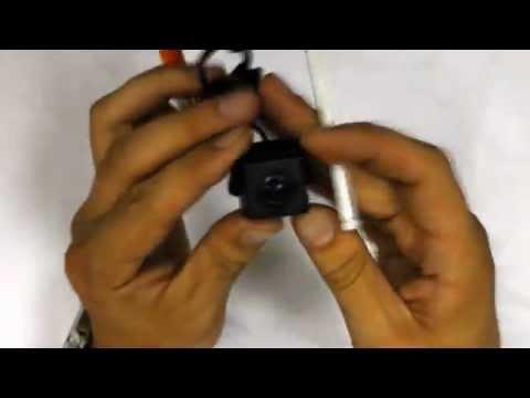 RS RVC-005 штатная камера заднего вида