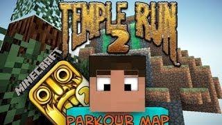 getlinkyoutube.com-Minecraft รีวิว แมพ temple run วิ่ง หรือ ตาย [ มีลิ้งดาวโหลด ] - Rivth28