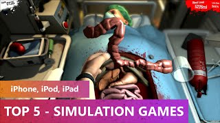 getlinkyoutube.com-TOP 5 - Simulation Games 2014 (iPhone, iPod, iPad)