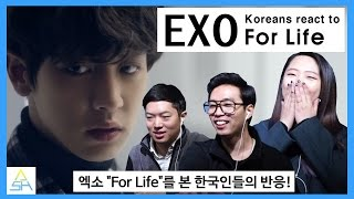Koreans React to KPOP : EXO