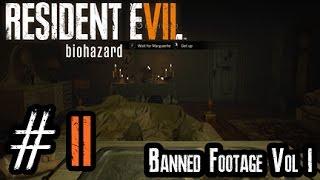 Resident Evil 7 DLC Banned Footage Vol 1 Bedroom #2 - CMON!
