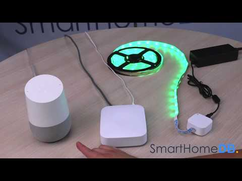HOW-TO: Pair and Connect your Google Home with an Aeotec LED Strip via a Samsung SmartThings Hub