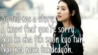 getlinkyoutube.com-Park Shin Hye - Story (Easy Lyrics)