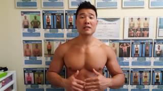 근육, 근력을 늘리고 체지방을 빨리 빼는 방법!