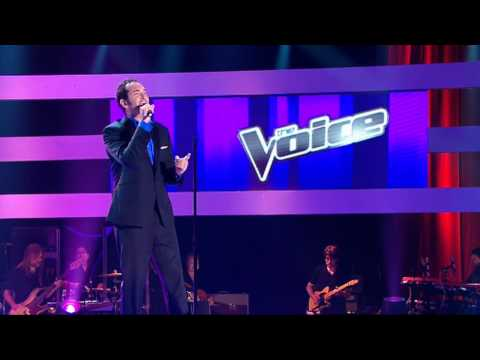 The Voice Australia: Darren Percival (@mrpercivalrocks) sings Jealous Guy