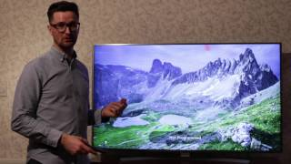 "getlinkyoutube.com-Worlds Best TV? - 2016 LG 65 inch"" Smart 4K Ultra HD with HDR"