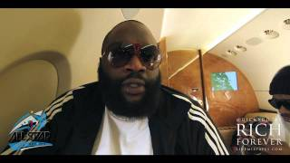Rick Ross Au Nba All Star Weekend 2012