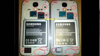 getlinkyoutube.com-Samsung Galaxy S4 Fake vs Original (Real ) vs Replica (Clone) | GUIDE by Androidtechmac!