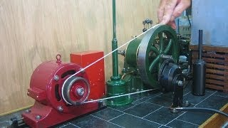 getlinkyoutube.com-How to make Flat Belts for Model Steam Engines.