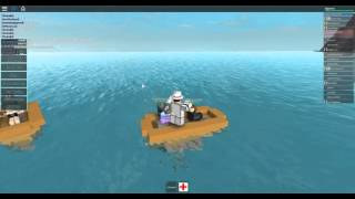 getlinkyoutube.com-[ROBLOX: Sinking Ship Simulator] - Lets Play w/ Friends Ep1 - SPAZZING BOATS!