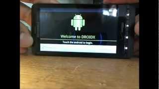 getlinkyoutube.com-DroidX como pasar pantalla de activacion,como activar un droid X? Liberar