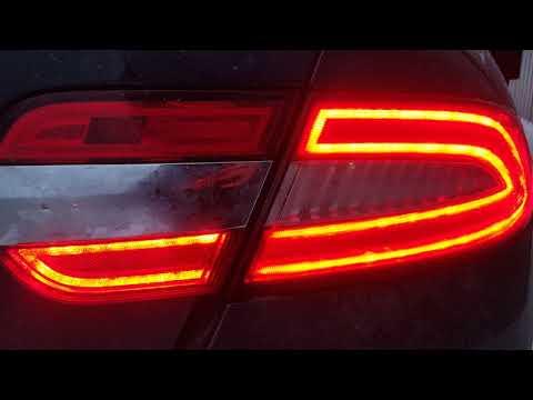 Ягуар: Ремонт Led фонарей. Ч3: фары на машине. Покрыты лаком платы