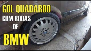 getlinkyoutube.com-RODAS BMW E FALANDO SOBRE EMBREAGEM E TRAMBULADOR | TURBOVLOG