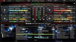 getlinkyoutube.com-(WILD MIX) DJ BL3ND In Virtual DJ By DJ PION3X