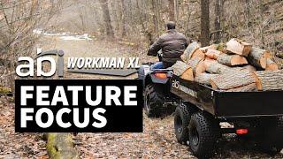getlinkyoutube.com-ATV Utility Dump Trailer - ABI Workman Trailers