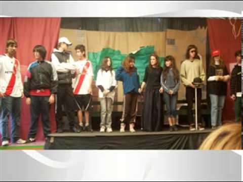 graduacion Escuela modelo Argentina - Promoción 2009