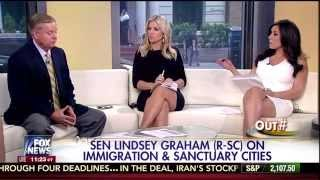 Andrea Tantaros & Ainsley Earhardt Outnumbered 07-14-15