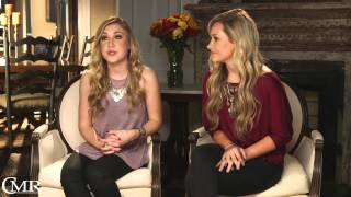 getlinkyoutube.com-CountryMusicRocks Interview with Maddie and Tae