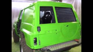 getlinkyoutube.com-Prepa Nissan Patrol Y60 Vert
