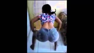 getlinkyoutube.com-Jamaican girl dancing