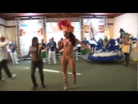Mulatas - Show Escola de Samba com Mulatas