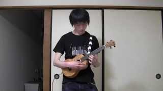 getlinkyoutube.com-Canon Rock (Ukulele cover) by Kazuki