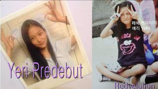 getlinkyoutube.com-Red Velvet Yeri Predebut Compilation | REDVELUTION