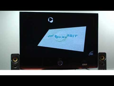 ZiiLABS Demonstrate ZMS-08 OpenGL ES