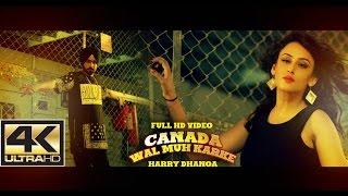 Canada Wal Muh Karke   Harry Dhanoa   Latest Punjabi Song   Mp4 Records
