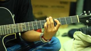 getlinkyoutube.com-Superman Is Dead - Sunset Ditanah Anarki Cover Guitar  revil