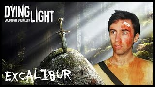 Dying Light Poradnik Jak zdobyć Excalibur EASTER EGG