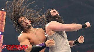 getlinkyoutube.com-Neville vs. Luke Harper – King of the Ring First Round Match: Raw, April 27, 2015